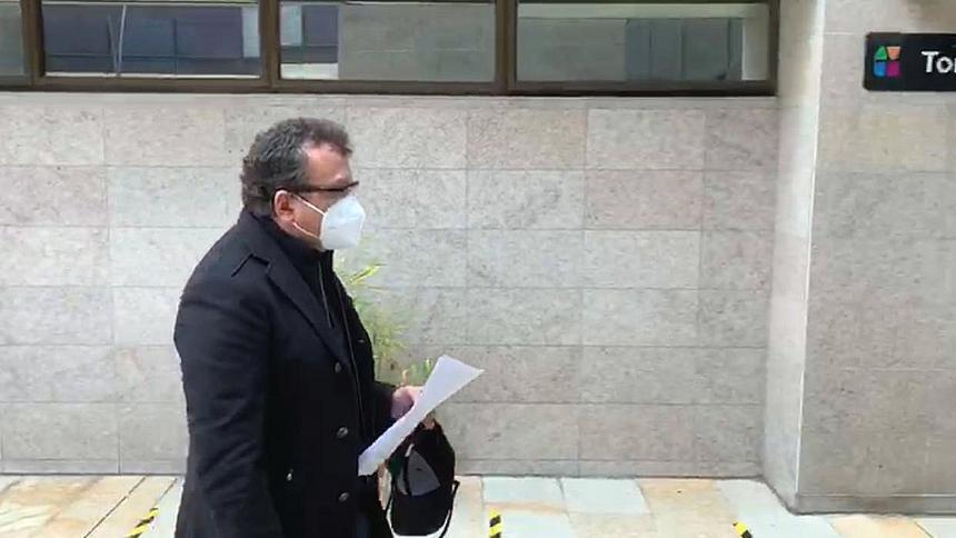 Exsenador Pulgar aceptó dos cargos ante la Corte Suprema de Justicia