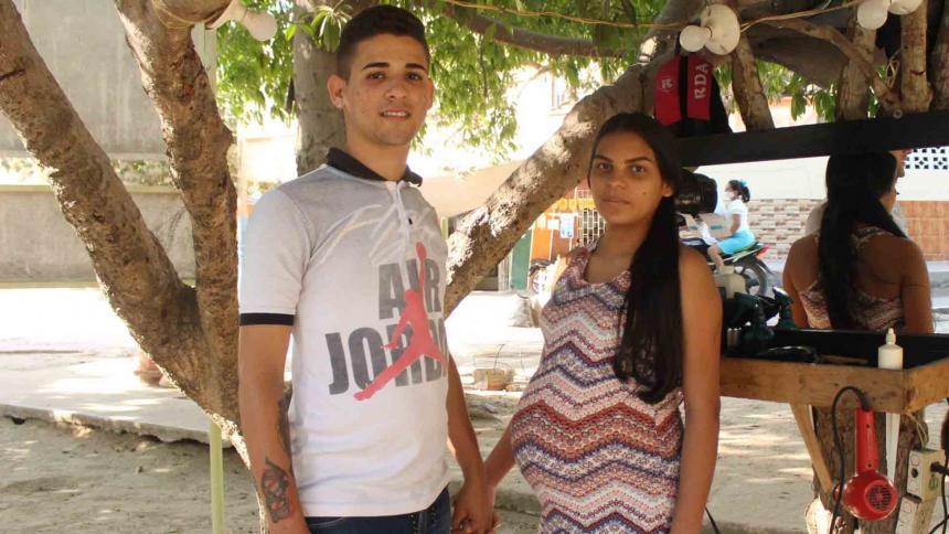 Javier y Génesis: la realidad de los menores que migran solos