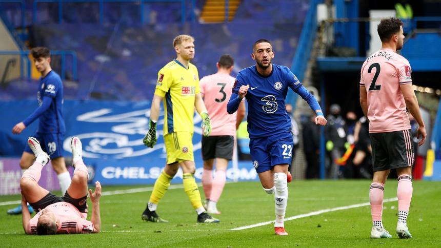 El Chelsea avanza a semifinales de FA Cup con Kepa de salvador