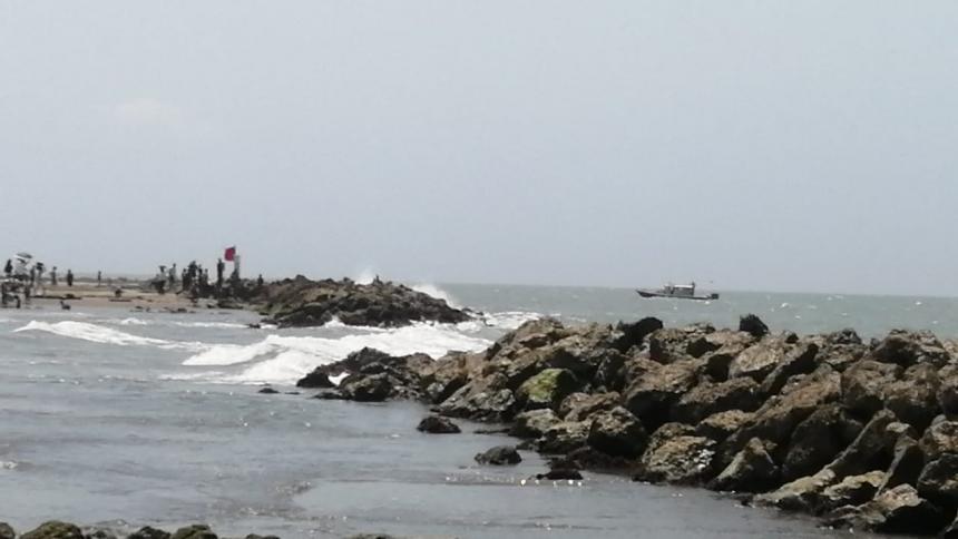 Dos ahogados, entre ellos un menor, en playas restringidas de Cartagena