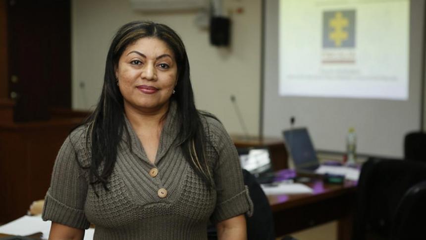 En libertad la exgobernadora de La Guajira Oneida Pinto