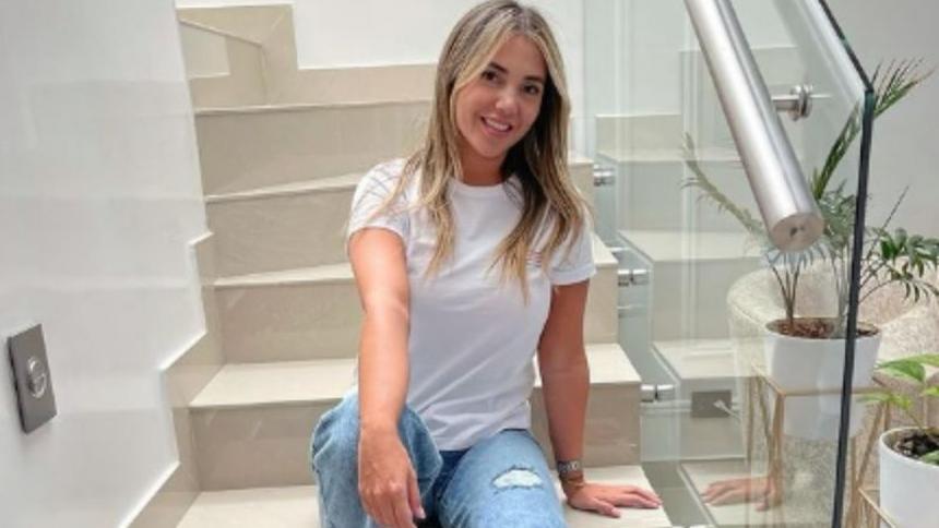 Dayana Jaimes, viuda de Martín Elías, tendría nuevo novio