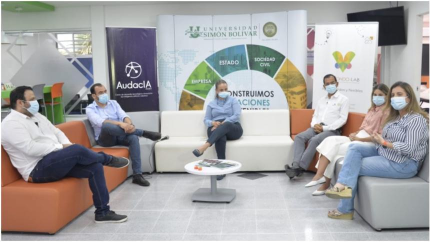 AudacIA: inteligencia artificial y robótica en Barranquilla