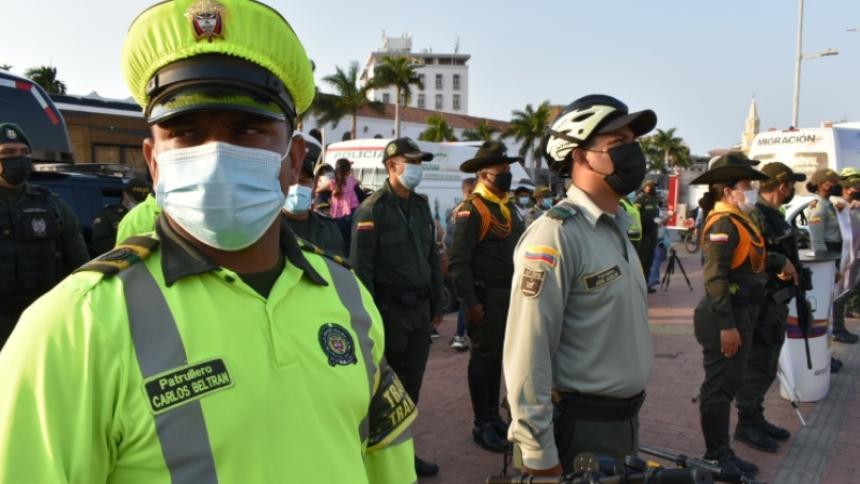 Cartagena, que espera a 37.000 turistas, reactiva búsqueda activa de covid