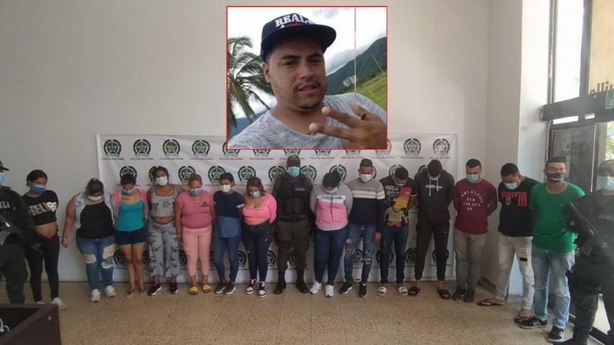 Desde Venezuela, alias Castor sigue al mando de Los Costeños