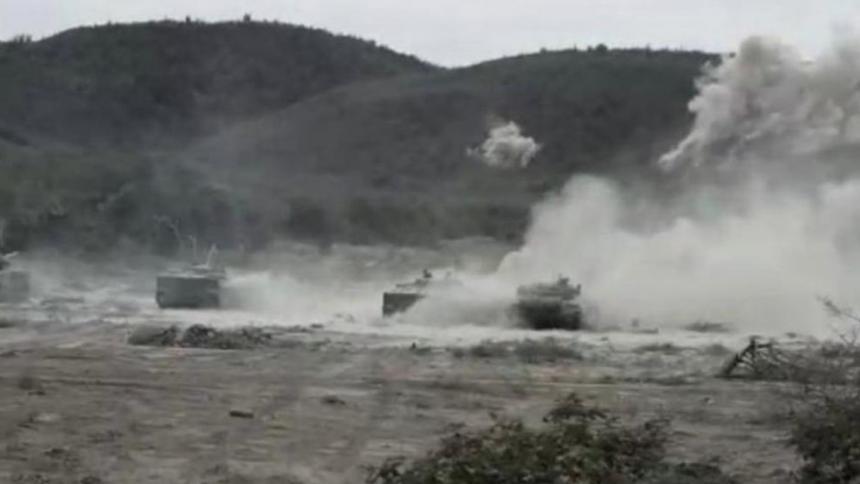 Venezuela continúa operativo contra grupos armados en frontera