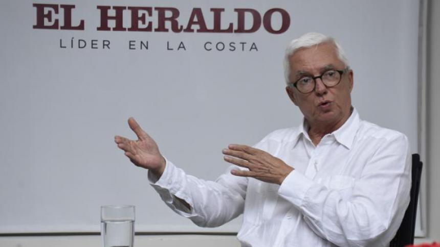 Jorge Robledo será la ficha presidencial del partido Dignidad