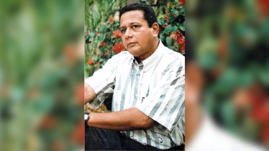 Adiós al poeta y docente barranquillero Max Rangel Fuentes