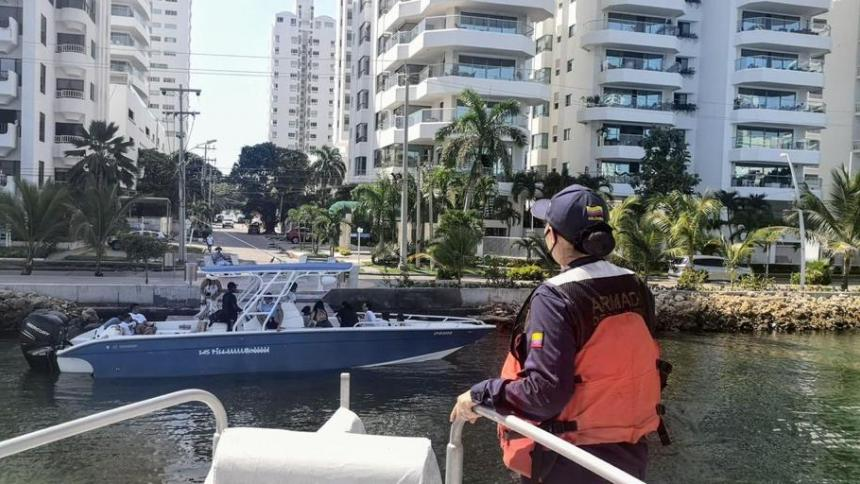 Embarcaciones deportivas no pueden ser alquiladas en Cartagena: Dimar