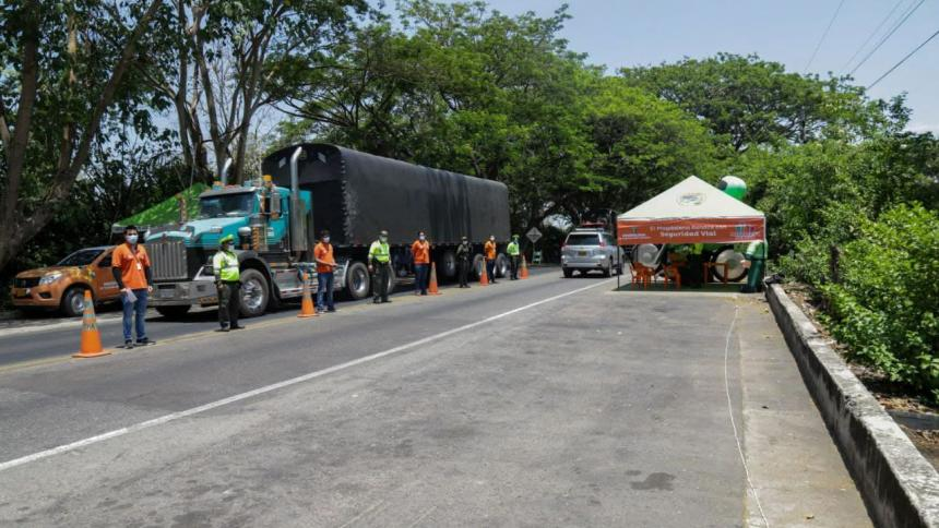 Prevención vial y autocuidado frente al covid-19 en el Magdalena