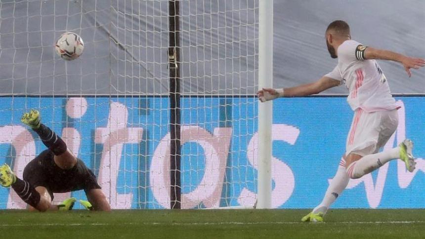 Real Madrid 2, Eibar 0: un triunfo sin estrés