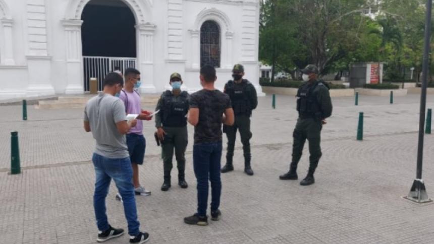 En Córdoba se amplía la ley seca y el toque de queda
