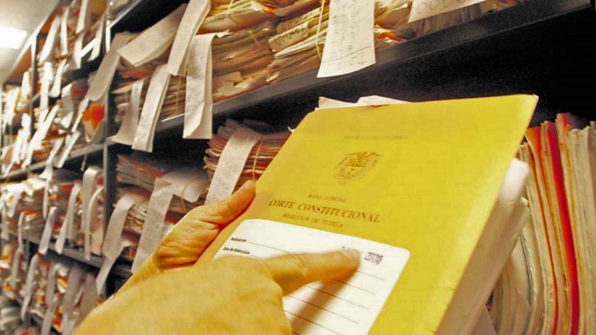 Juzgado dejó prescribir 901 expedientes de Ley 600