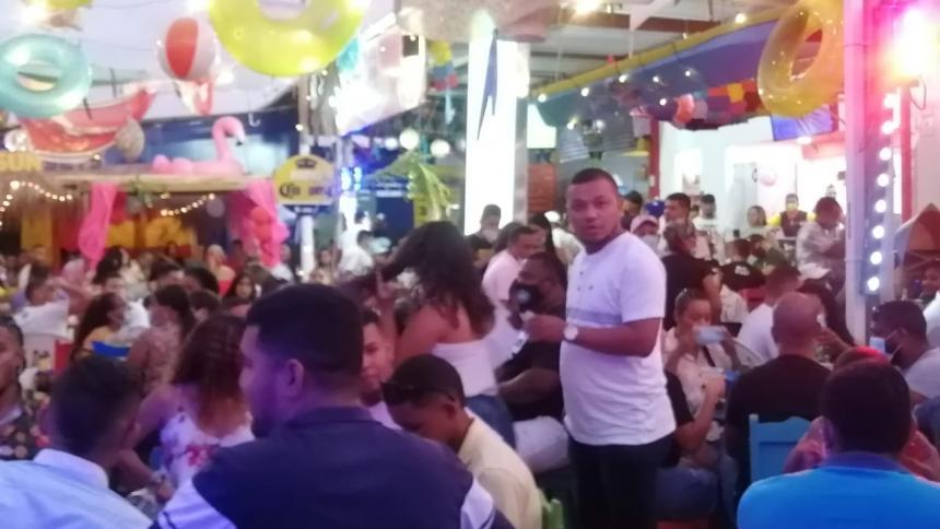 15 negocios cerrados en Cartagena por violación de normas contra covid