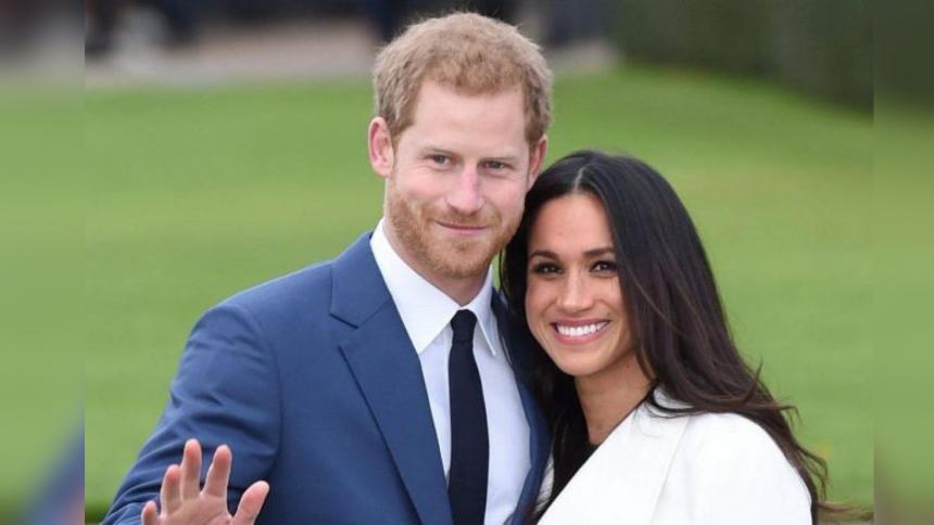 El príncipe Enrique y Meghan Markle anuncian su primera serie para Netflix