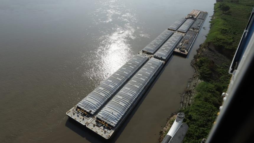Movimiento de carga en Zona Portuaria de Barranquilla aumentó en marzo