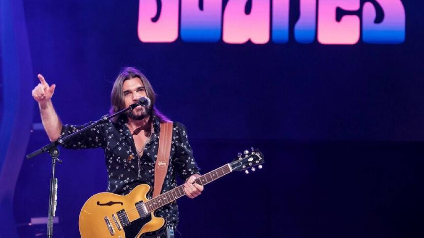 Juanes lanza su versión de 'El amor después del amor' de Fito Páez