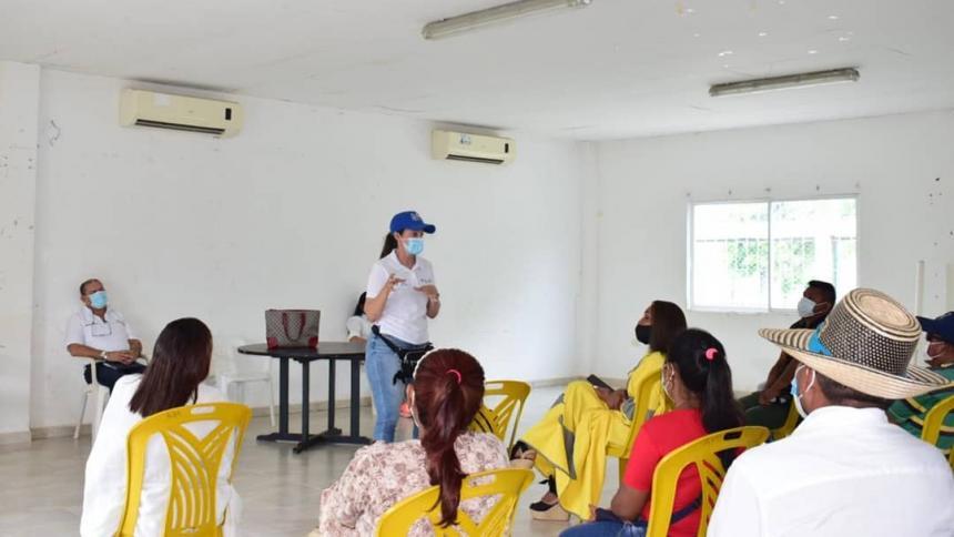 En Barrancas se hará cerco epidemiológico en los resguardos indígenas