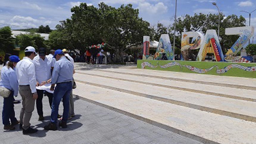 Alcalde de La Paz se niega a recibir millonaria obra de acueducto que presenta fallas