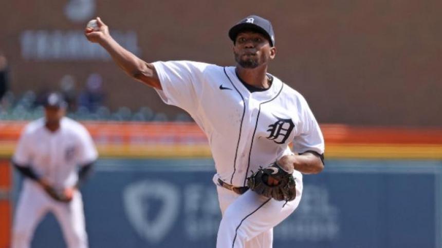 Tigers mandan a Julio Teherán a la lista de lesionados por una distensión en el hombro