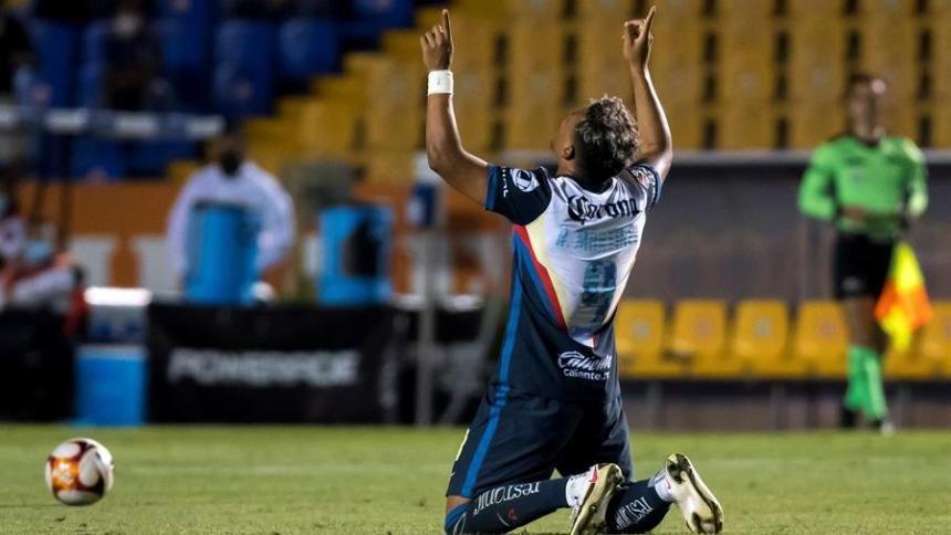 Goles de Roger Martínez en México