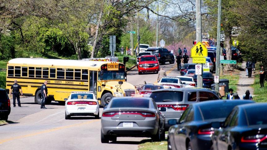 Tiroteo deja varias victimas en un instituto de secundaria de Tennessee