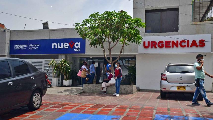 Paciente al que no permitían su ingreso a una clínica muere en Barranquilla