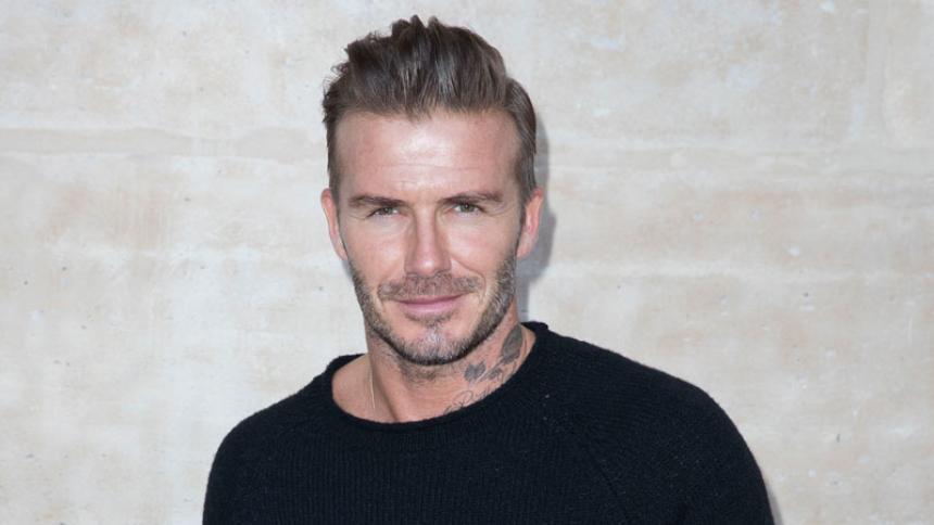 Disney+ hará una serie con David Beckham