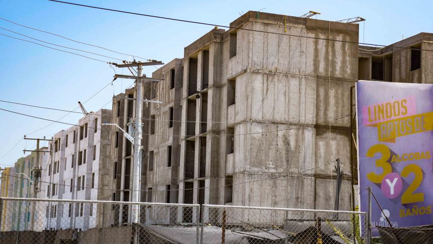 Ventas de vivienda VIS desbordadas