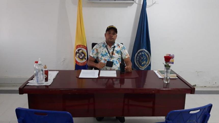 Destituido director de la cárcel de Riohacha, Juan Carlos Deluque