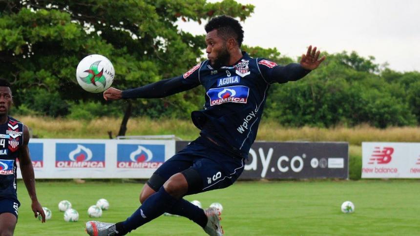 Miguel Ángel Borja jugará ante Bolívar