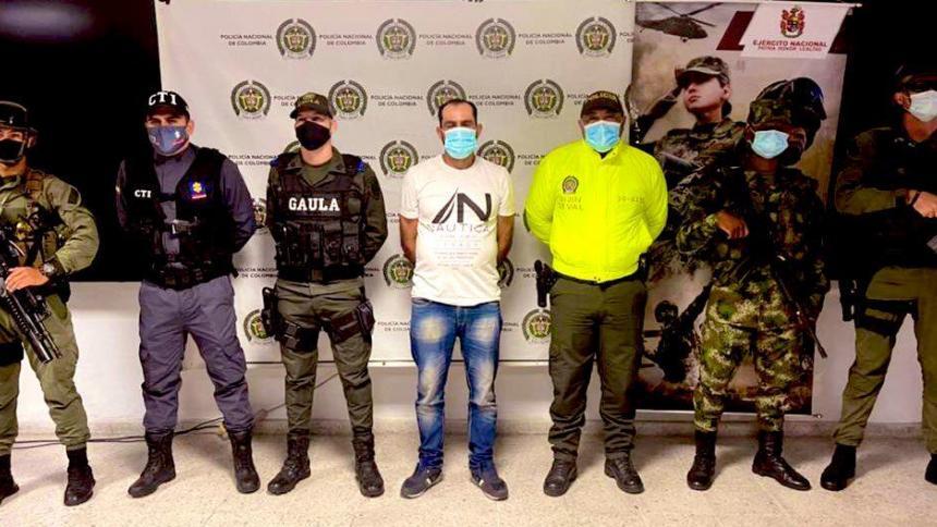 Capturan a señalado de crimen de líder ambientalista en Valle del Cauca