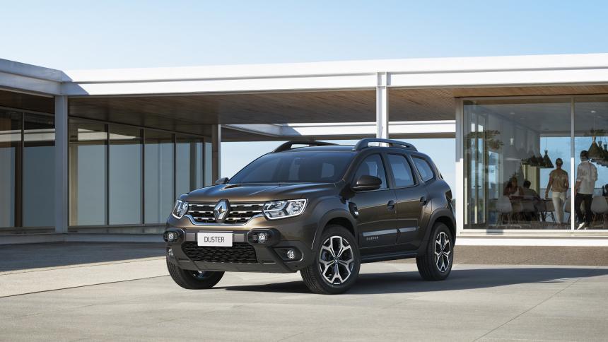 Renault Duster, renovación total