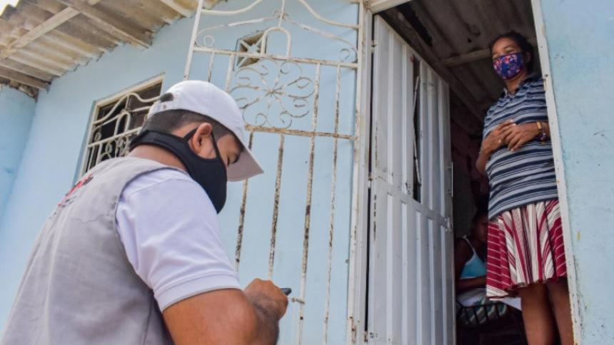 Cuidado con falsos encuestadores del Sisbén en Cartagena, alerta Alcaldía