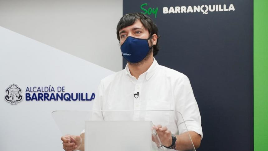 """Pumarejo invita a comunidad a dar """"voz de aliento"""" a afectados por covid"""