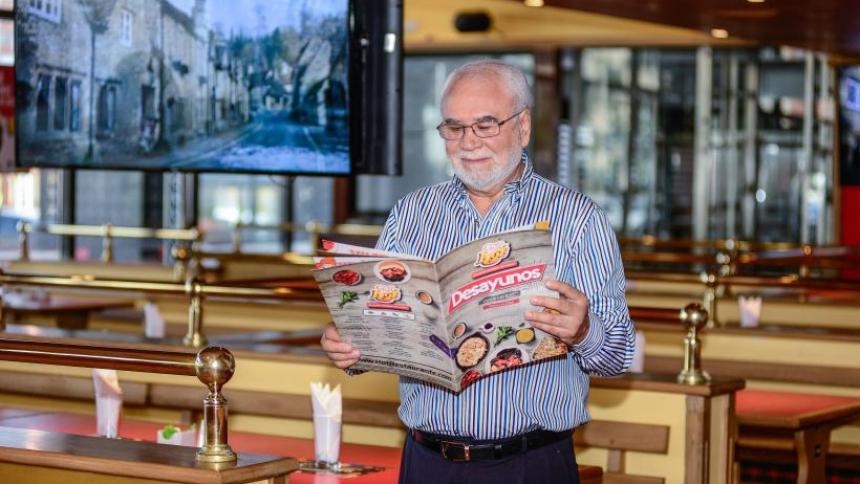 El empresario gastronómico que se enamoró de Barranquilla