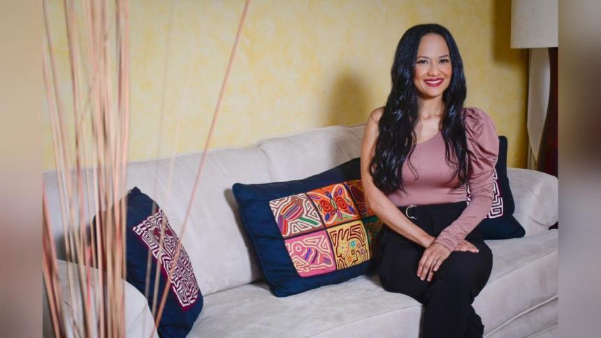 Entrevista a Oriana Alvarez directora ejecutiva de Fundesarrollo