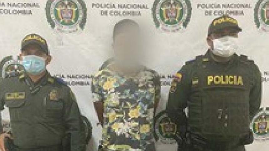 Presunto ladrón se cae de la moto cuando huía en Montería