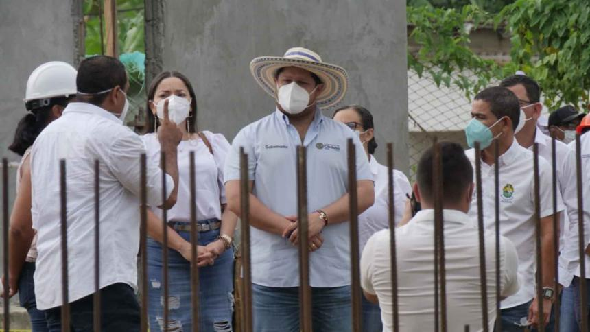 Destinan recursos para tratamiento de aguas en San Pelayo