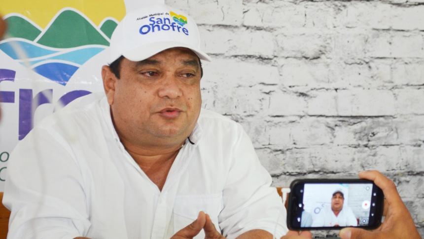 Las pruebas en contra del alcalde de San Onofre, en proceso de nulidad