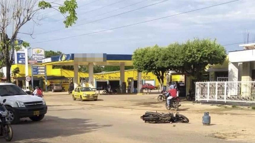 Muere menor de 2 años en accidente de tránsito en Córdoba