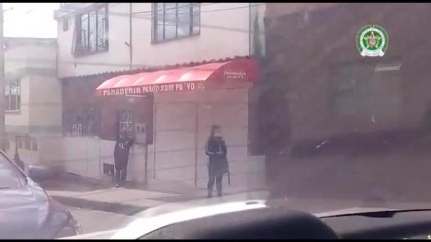 Capturan a un hombre por extorsionar con un video íntimo a su expareja