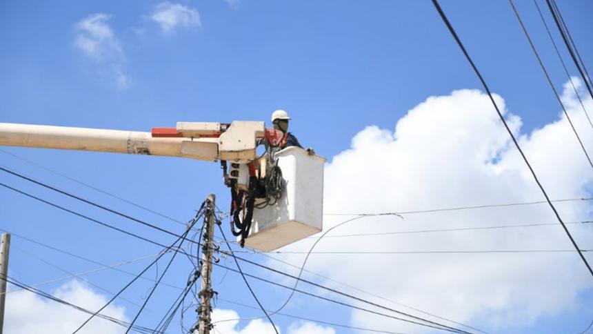 Trabajos eléctricos este jueves en El Concord y sectores de Sabanalarga