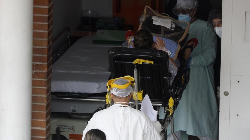 Colombia registra otra cifra récord: 430 nuevas muertes por coronavirus