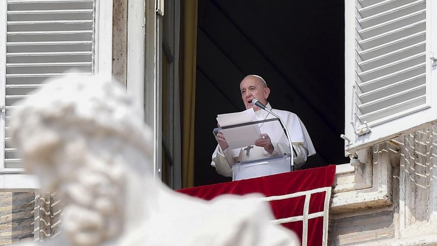 """El papa pide sanar """"las relaciones dañadas"""" con la Naturaleza"""