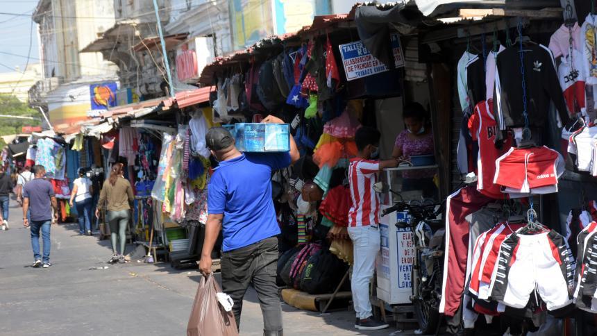 Vendedores lanzan SOS por crisis económica por la pandemia