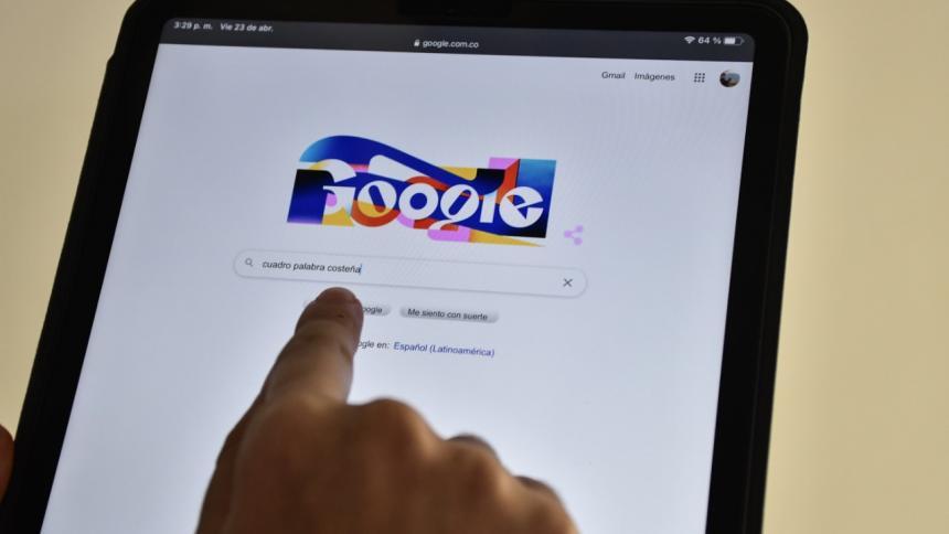Cuadro palabra costeña más buscada en google