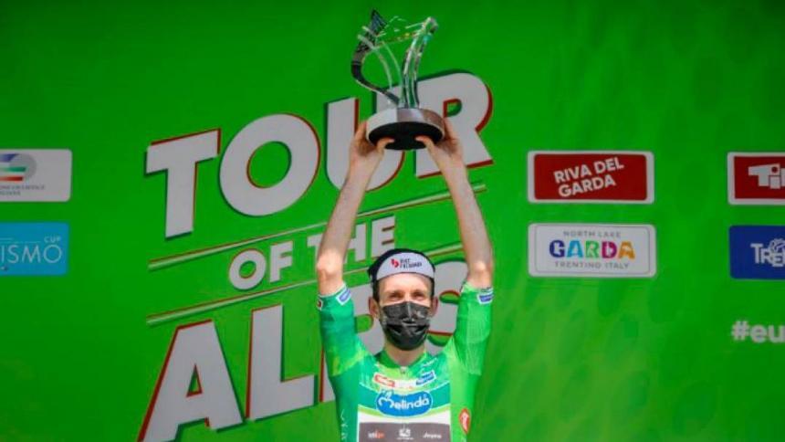Simon Yates es el ganador del Tour de los Alpes