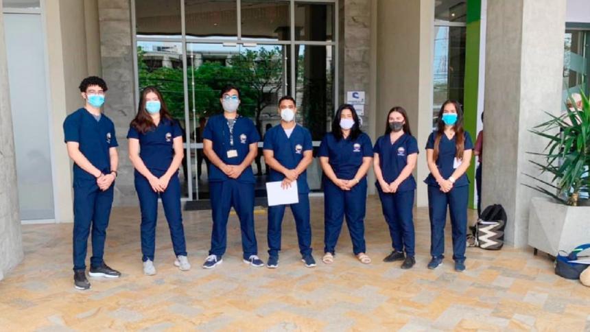 Nace en Santa Marta la Asociación Médica Científica Universitaria