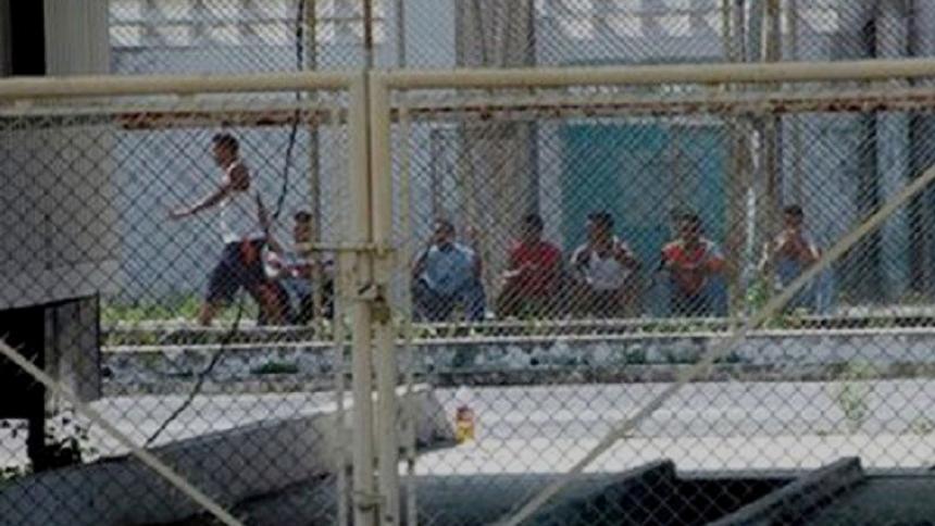 Fuga masiva en cárcel de Venezuela